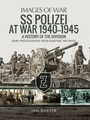 cover image of SS Polizei at War 1940–1945